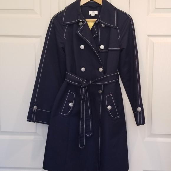 LOFT Jackets & Blazers - LOFT Classic Trench Coat